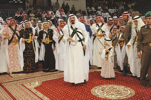 SAUDI Royal Family values honor above all else.