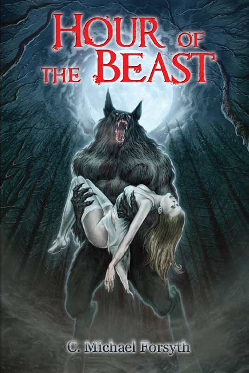 In Hour of the Beast, a young bride is raped by a werewolf on her wedding night. When her sons grow up and head to college, things REALLY get out of hand.