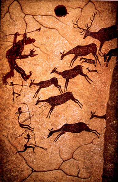 Man Made Cave Art : Moved permanently