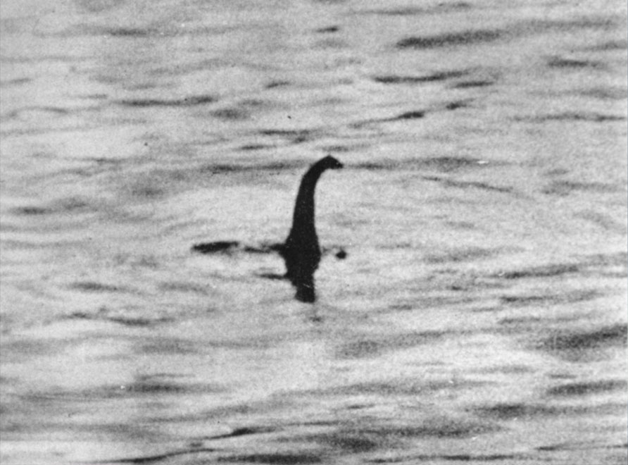 MYSTERIOUS creature in Loch Ness has fascinated public for centuries.