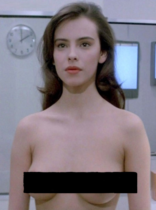 "MATHILDA MAY is a psychic vampire from outerspace in ""Lifeforce."""