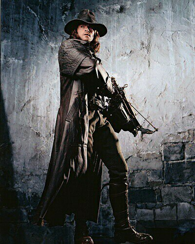 """Van Helsing bore little resemblence to the old doctor in """"Dracula."""""""