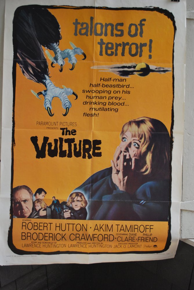 """The Vulture"""