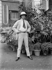 VANISHED: Did explorer Stanley teach sarcasm to the Ngadi before winding up as dinner?
