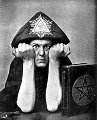 OCCULTIST Aleister Crowley was one of many to foresee the Old Ones' return.