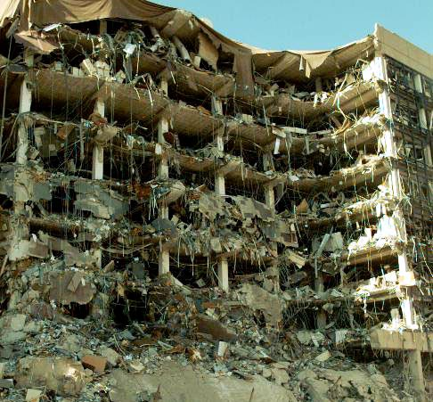 OKLAHOMA CITY bombing was just one of countless tragedies that have taken place April 12 to April 20.