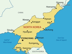 ROGUE STATE: North Korea is a charter member of the Axis of Evil.
