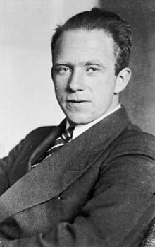 LEGENDARY physicist Werner Heisenberg