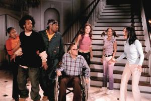 """SPLITTING up didn't work out so well for the characters in """"Scary Movie 2,"""" but in real life the strategy works."""