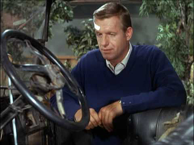 "CAR MA: In the 1965-1966 sit-com ""My Mother the Car,"" Jerry Van Dyke starred as a man whose mother was reincarnated as a 1928 Porter Touring Car."