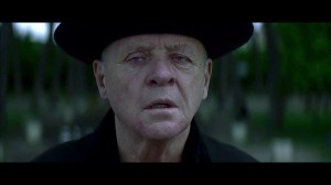 "FATHER LUCAS, played by Anthony Hopkins in ""The Rite"" (2011).  Welsh Jesuit Father Lucas is the Vatican's top exorcist until he's possessed by a demon himself. Incredibly, the supernatural thriller is based on real events as recounted by then exorcist-in-training, Father Gary Thomas. Yeah, sure. More believable is Hopkins acting. He resists the temptation to chew the scenery in favor of an understated, chilling performance. In this scene, the trainee (Colin O'Donoghue.) is horrified to learn that his mentor his now batting for the other team."