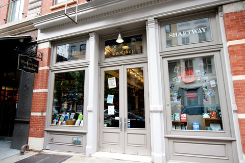 The Mysterious Bookshop has been a fixture in New York for over 30 years.