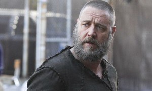 RUSSELL Crowe as Noah in the new hit movie.