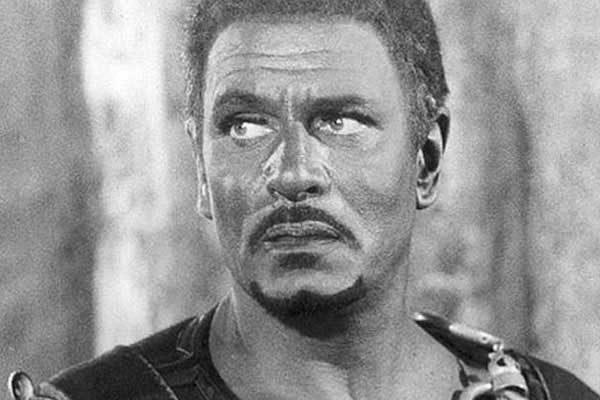 OTHELLO. The Tragic Moor was also played on film by...