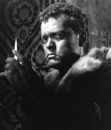 ORSON WELLES, best known to radio fans as the voice of...