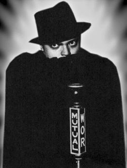 THE SHADOW.  The cackling crime-fighter was played on film by...