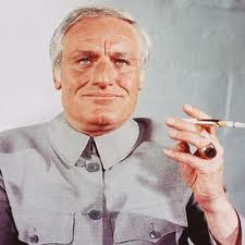 CHARLES GRAY, who also played the older, smarter brother of Sherlock Holmes...
