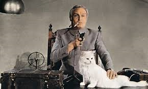 SUPERVILLAIN Ernst Stavro Blofeld led the evil organization SPECTRE in the James Bond movies.