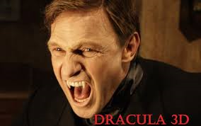 plays a rather unenergetic Dracula.
