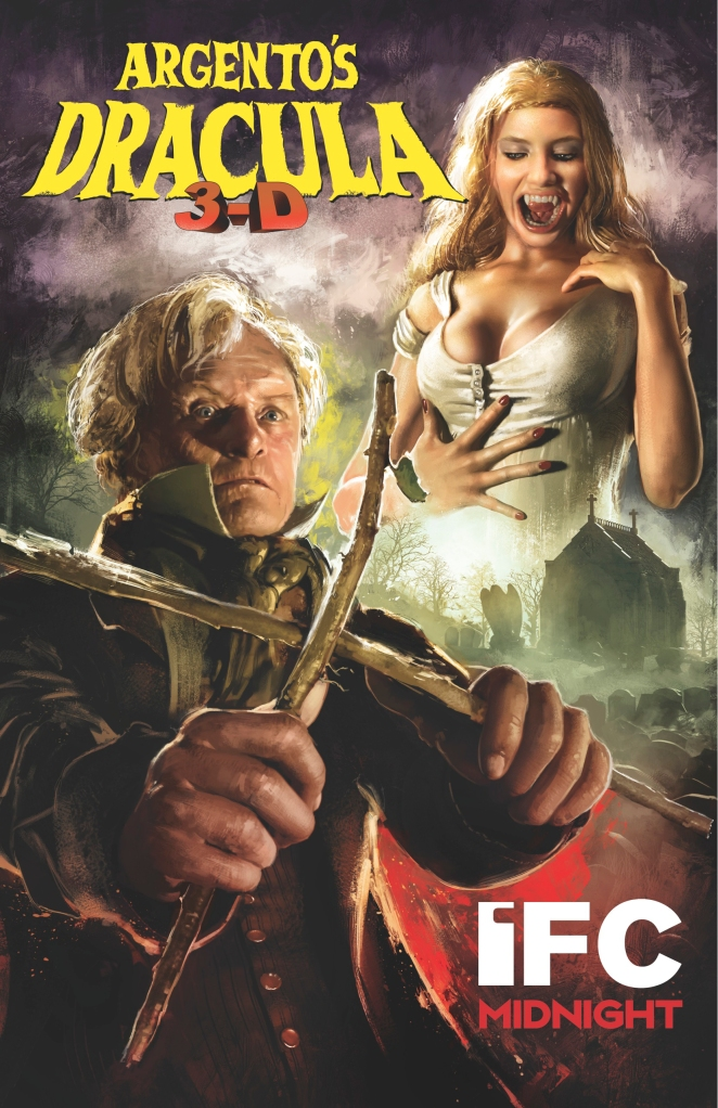Legendary horror maestro Dario Argento tries to recapture the feel of classic Hammer Studios flicks.