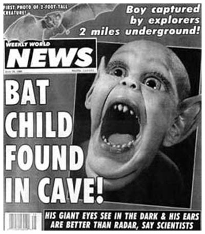 Bat Boy Cover