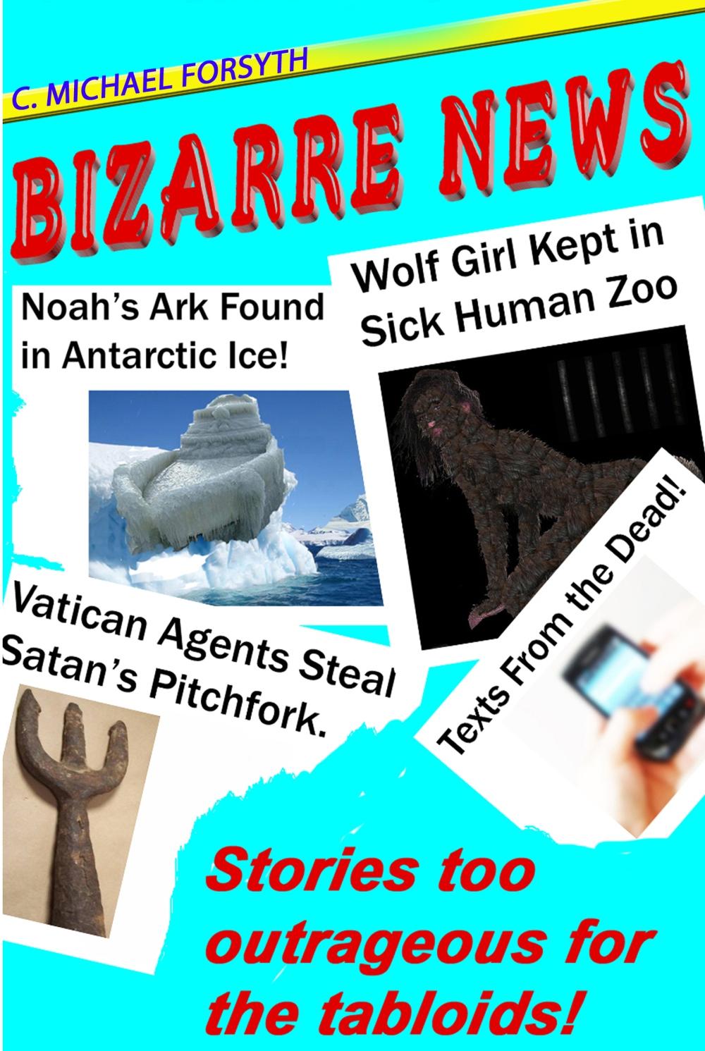 Bizarre News Cover 5