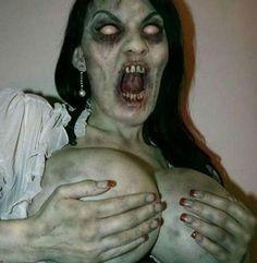 Zombie sexy