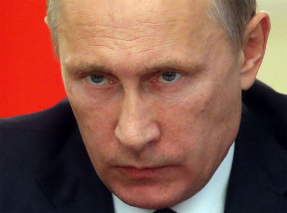 Mutant Putin better