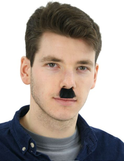 hitler mustache making a comeback best and worst of horror