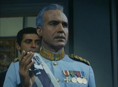 Ricardo Montalban spy