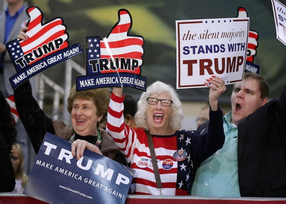 Trump rally best
