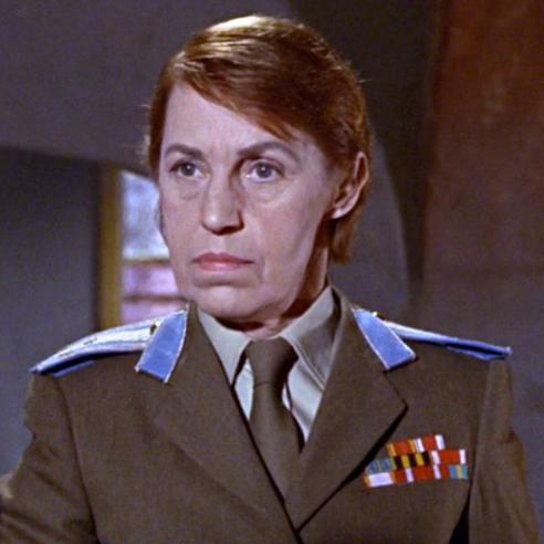 Villain Rosa Klebb