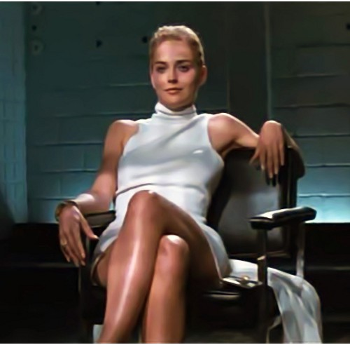 Villain SHaron Stone