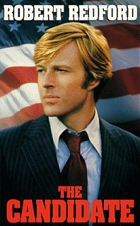 Villlain Robert Redford the candidate