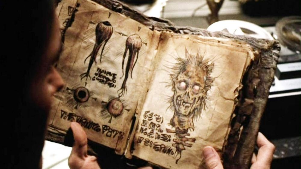 Evil Dead Book