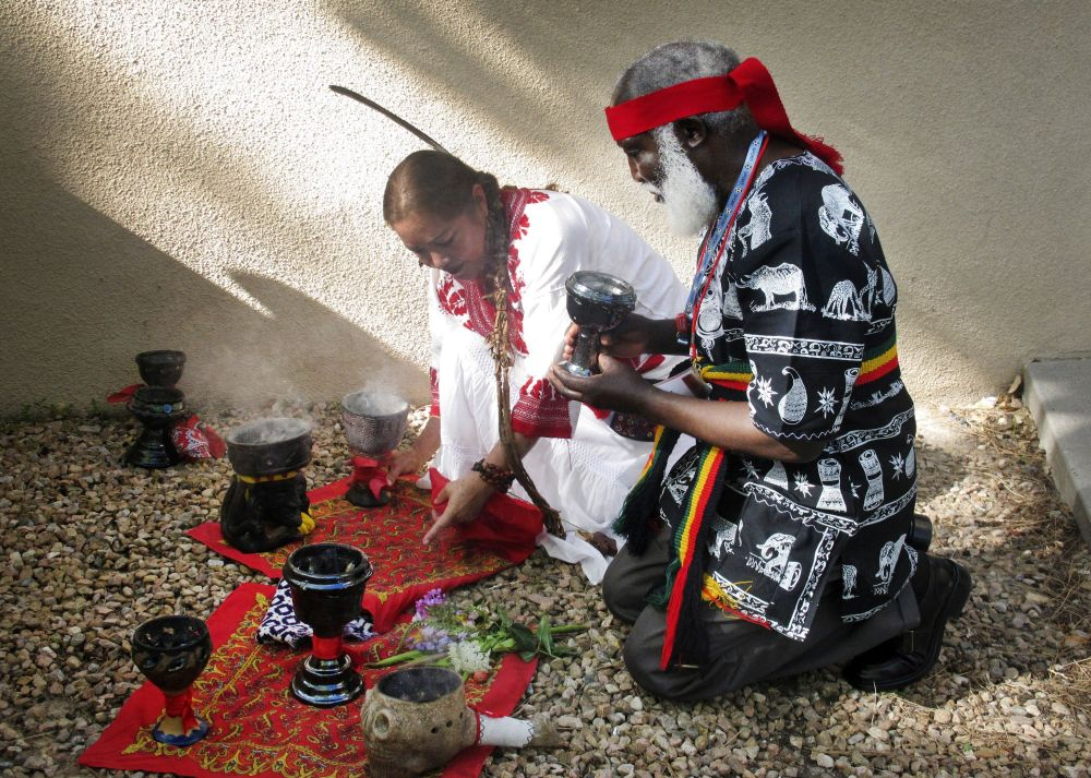 folk healer