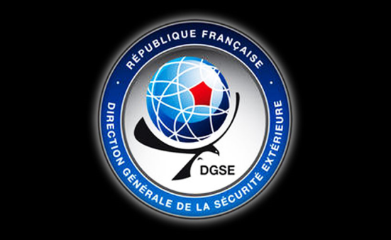 Spy Logo France The General Directorate for External Security