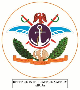 Spy Logo Nigeria Defence Intelligence Agency