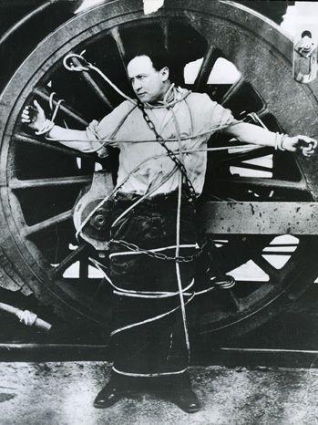 Houdini wheel